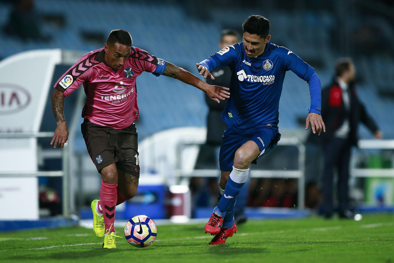 Tenerife vs Getafe: primer asalto del duelo final por el ascenso