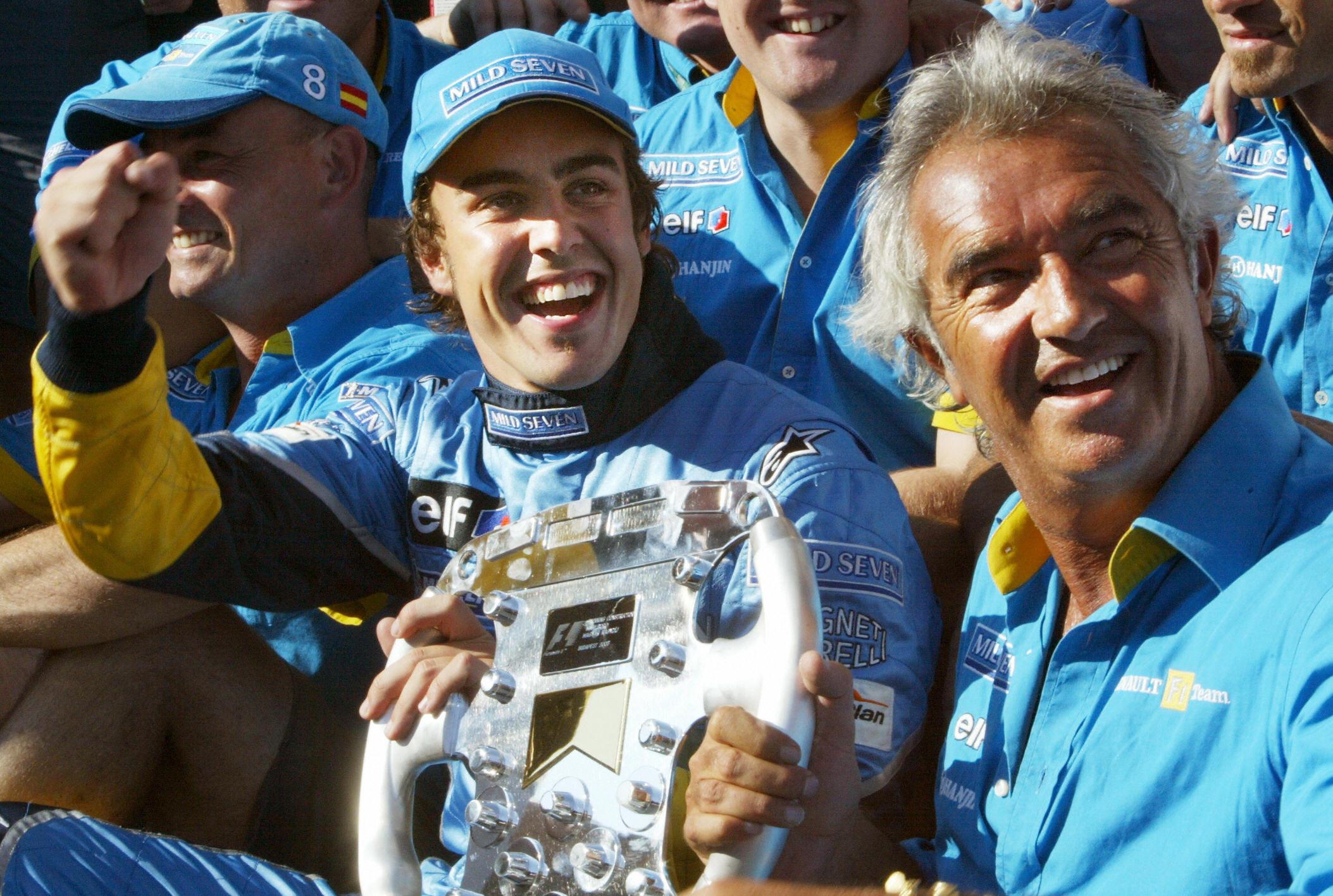 Hungaroring y el año en que Fernando Alonso hizo 'su agosto'