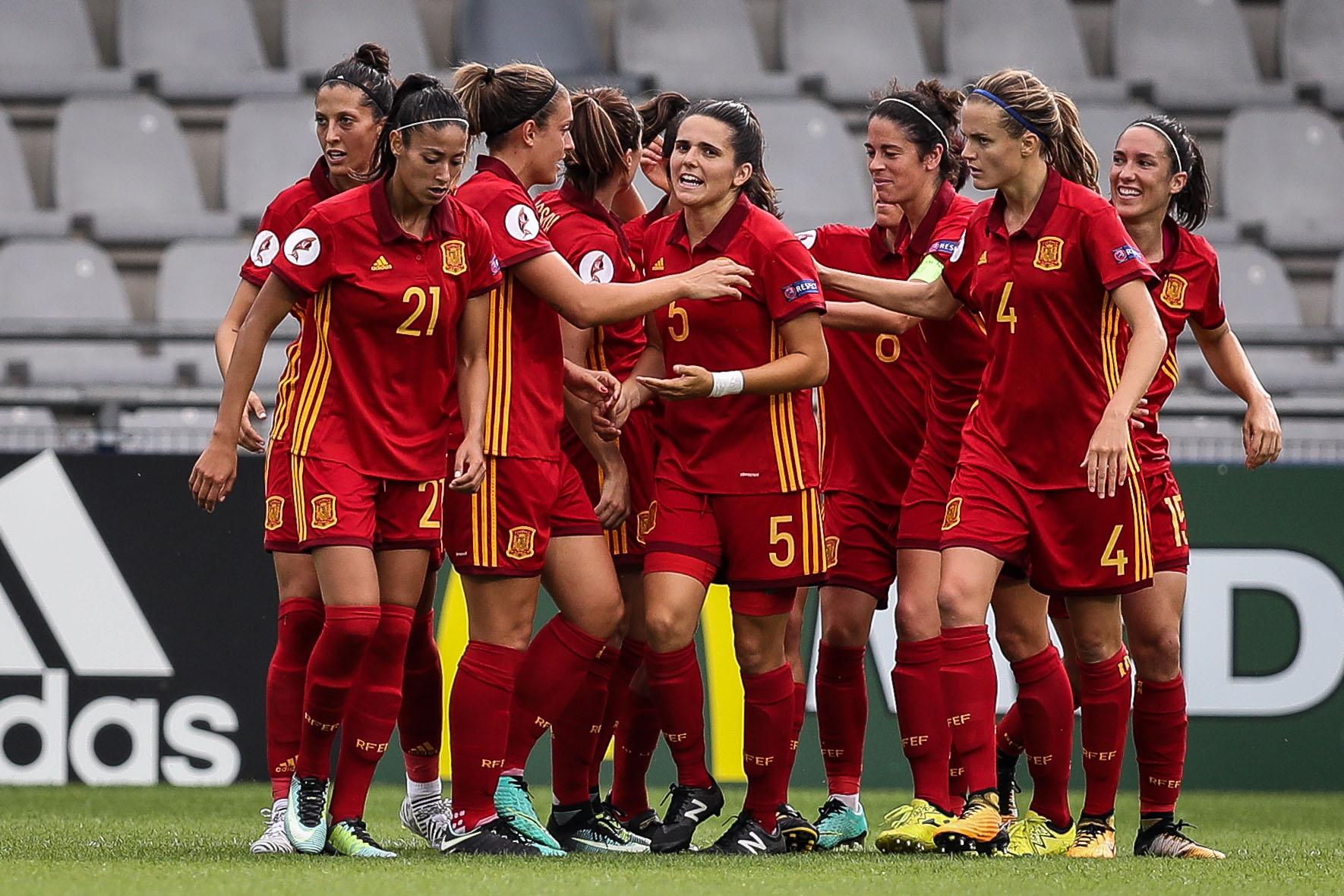 España vs Inglaterra: ¿preparadas para subir el siguiente escalón?