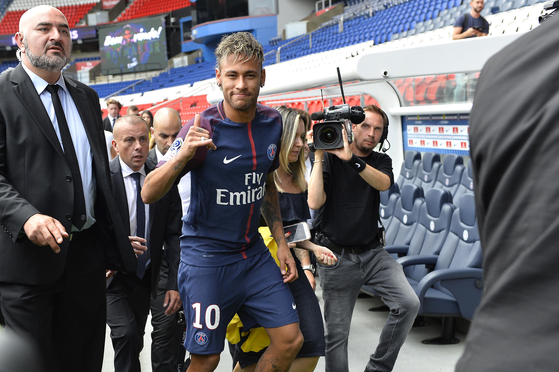 PSG vs Saint Etienne: Neymar y la sensación de Europa