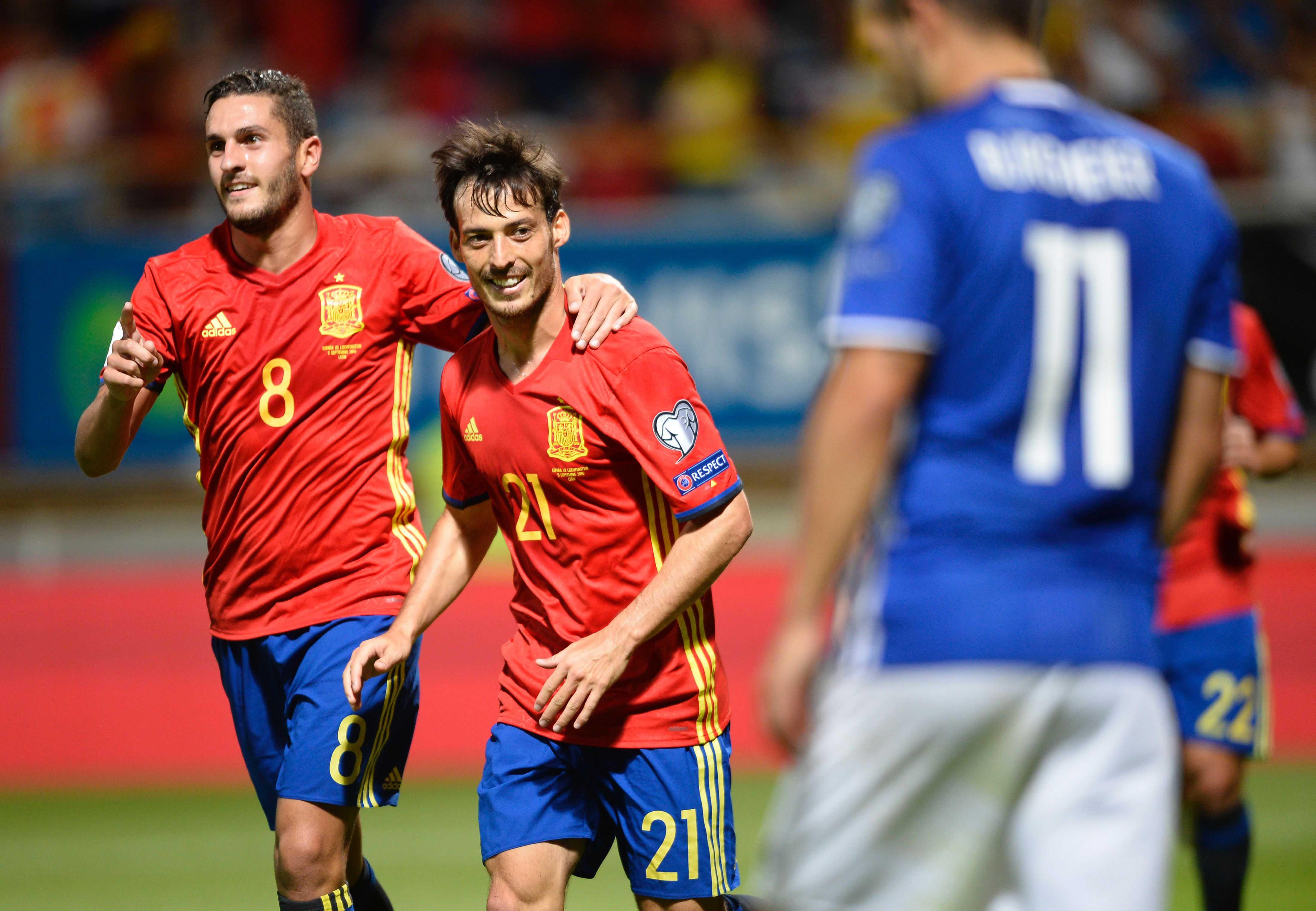 Liechtenstein vs España: la apuesta más natural es una goleada