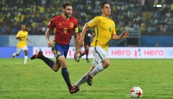 Mundial Sub-17: España quiere estar entre las cuatro mejores