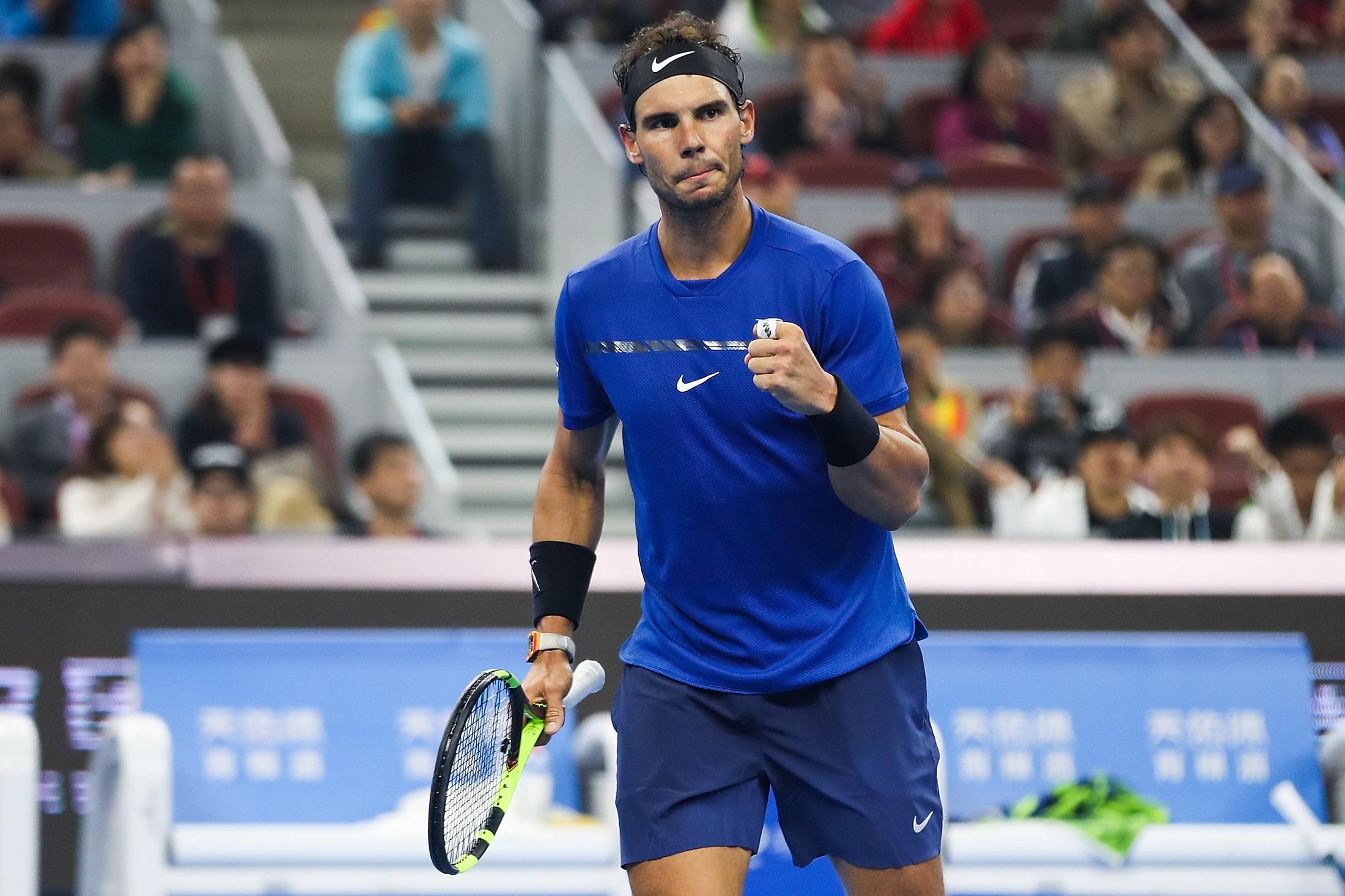 cf6e7827395 Masters 1000 Shangai  Nadal llega como rival a batir con permiso de Federer