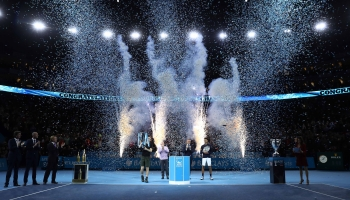 Copa Masters: Londres busca al nuevo maestro del tenis mundial