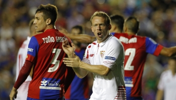 Los peligros del Levante para el Sevilla