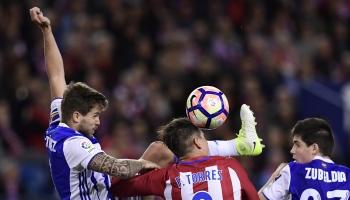 Atlético vs Real Sociedad: puerta a cero, objetivo mayor