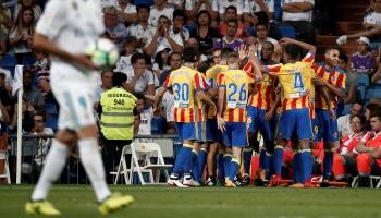 Valencia vs Madrid: entre Zaza y Cristiano
