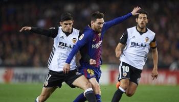 Barcelona vs Valencia: primer asalto de una final anticipada