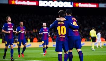 La  'MS' del Barcelona ya es letal sin la 'N'