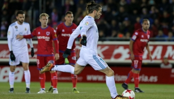 Una apuesta doble (o triple) por Gareth Bale