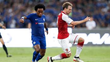 Arsenal-Chelsea: los poderosos de Londres se enfrentan en un derbi muy parejo