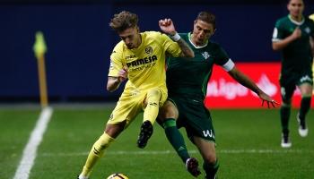 Betis vs Villarreal: un amplio abanico