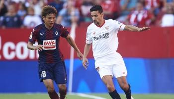 Eibar vs Sevilla: todos piensan en Europa
