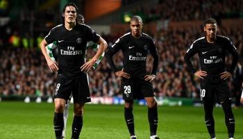PSG-Olympique de Marsella: así en la Ligue 1 como en la Copa