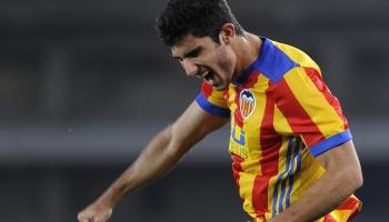 Guedes y el gol: la conexión que no falla y el Valencia necesita