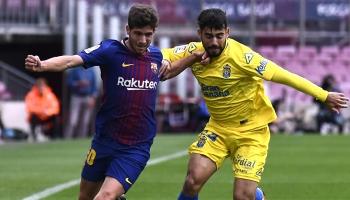 Las Palmas-Barcelona: el instinto de Luis Suárez y el espíritu del 86
