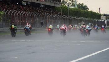 Sistema de entrenamientos y clasificación en Moto GP