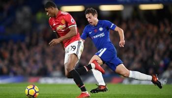 Manchester United-Chelsea: la batalla por la segunda plaza