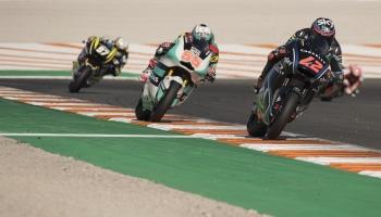 Sistema de puntos y pilotos de Moto GP