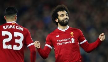 La lucha por la Bota de Oro: Salah se cuela en el podio