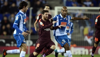 Espanyol vs Barcelona: las apuestas del cuarto derbi del curso