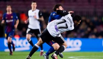 Valencia-Barcelona: la remontada está cara