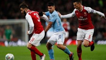Arsenal-Manchester City: se ponen al día en la Premier