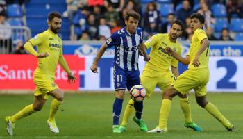 Alavés-Villarreal: el Alavés busca soñar con el liderato una vez más