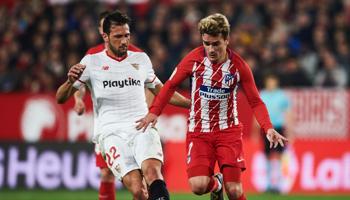 Sevilla-Atlético de Madrid: duelo directo del podio de La Liga