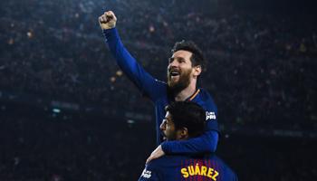 Barcelona – Eibar: Los culés cuentan con Messi y Suárez para mantener el liderazgo