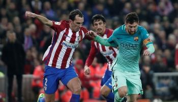 Barcelona-Atlético: la apuesta de Simeone es la apuesta de la Liga