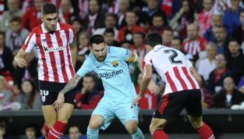 Barcelona-Athletic: Messi despierto y el león dormido