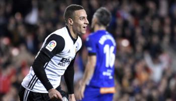 Valencia-Alavés: al gol, Rodrigo y Munir