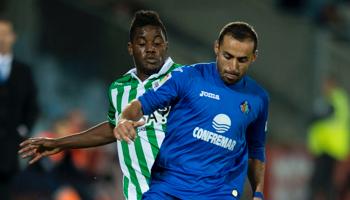 Getafe- Real Betis: victoria necesaria para ambos equipos en partido apretado