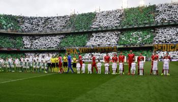 Betis-Sevilla: un derbi con alicientes europeos