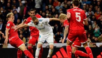 Sevilla-Real Madrid: otro 'match-ball' para los de Caparrós