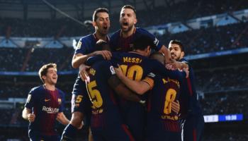La apuesta por Messi en el Clásico