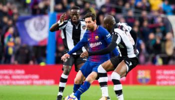 Levante-Barcelona: trámite con algo que celebrar para ambos