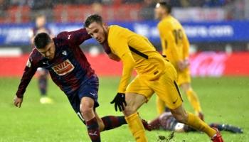 Atlético-Eibar: el valor añadido de ser segundo