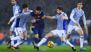 Barcelona-Real Sociedad: el campeón debe despedirse con victoria