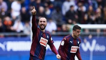 Eibar-Las Palmas: Ipurúa quiere despedir con goles otra gran temporada