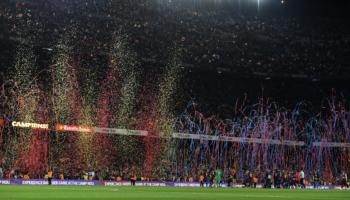 ¿Una Liga 'en blanco' del Barcelona?
