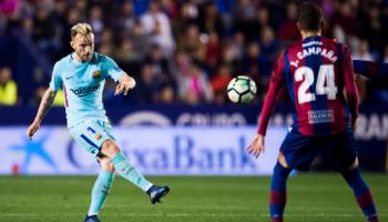 Levante-Barcelona: posibilidad de sufrir contra deseo de mantenerse