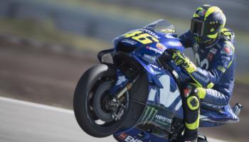 MotoGP: 2018 no es 'año Rossi' en el GP de Holanda