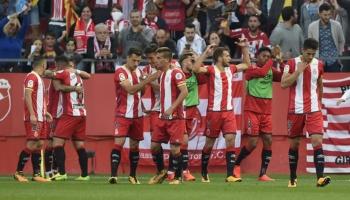Girona: el reto de mantener el buen nivel del debut