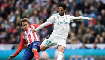 Madrid-Atlético: un derbi por Europa