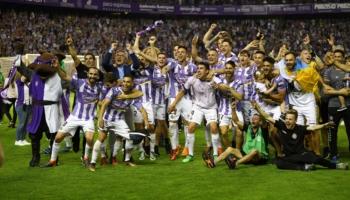 Real Valladolid: un milagroso regreso a Primera