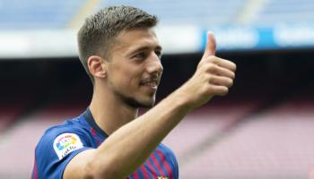 Lenglet, un joven talento para el Barcelona