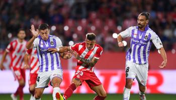 Real Valladolid – Girona: la pelea por no descender se pone cada vez más apasionante