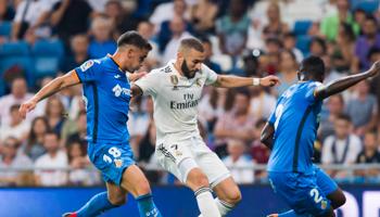 Getafe – Real Madrid: un partido que podría empezar a definir las posiciones finales de La Liga